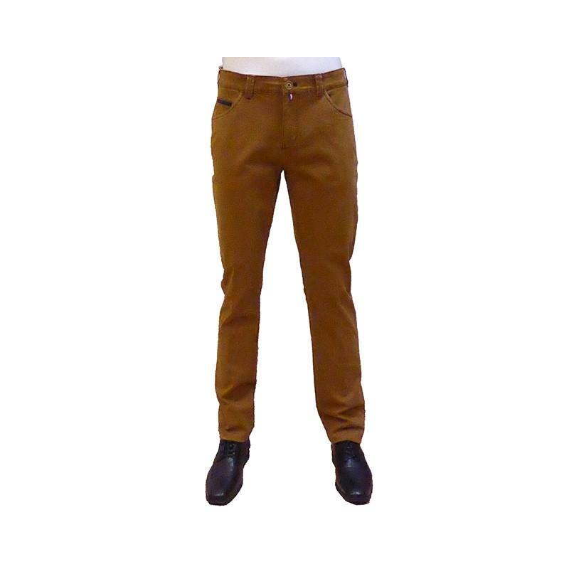 Pantalon Toile Havane Chicago EMYLE
