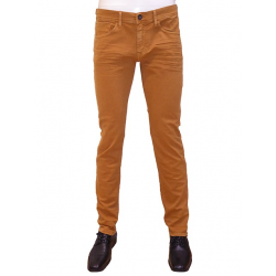 Jean Zip toile caramel LEE COOPER
