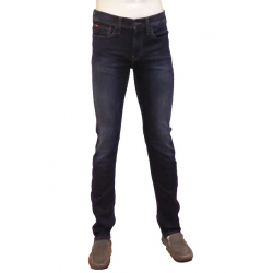 Jean Maille Zip Medium Dark Brushed LEE COOPER